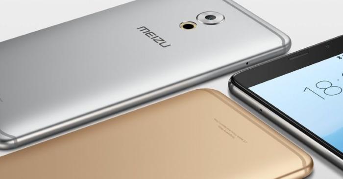 Представлен новый флагман Meizu Pro 6 Plus