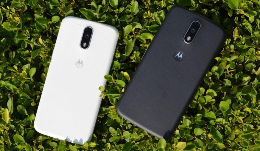 Обзор смартфона Moto G4 Plus