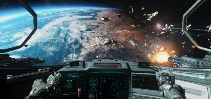 cod infinite warfare release title