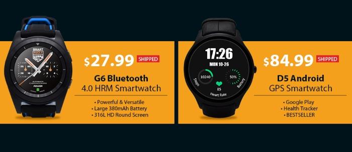 gearbest watches