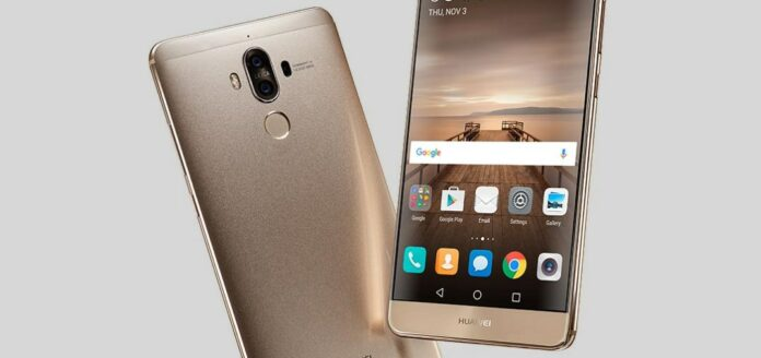 huawei mate 9 release title