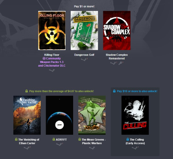 humble unreal bundle