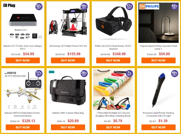 pre black friday gearbest