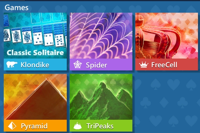 solitare collection