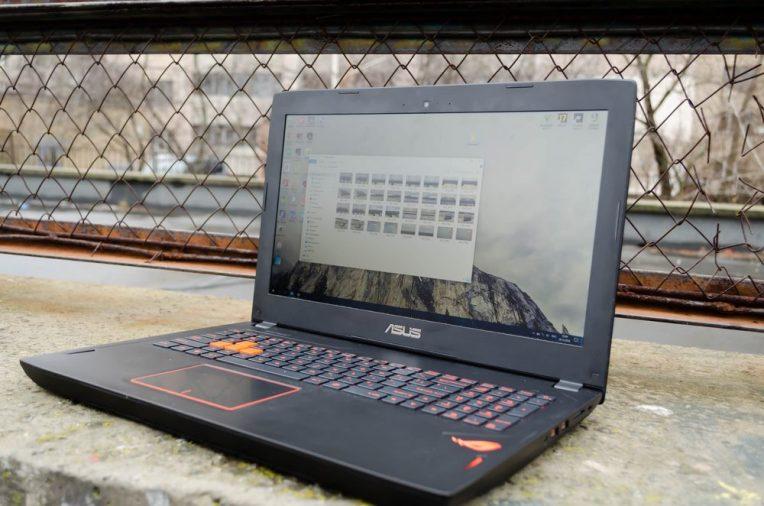 ASUS ROG Strix GL502VY
