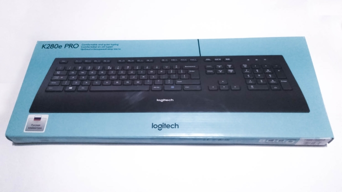 logitech k280e review
