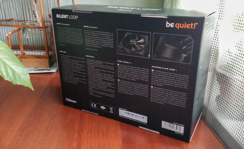 be quiet! Silent Loop 120 mm