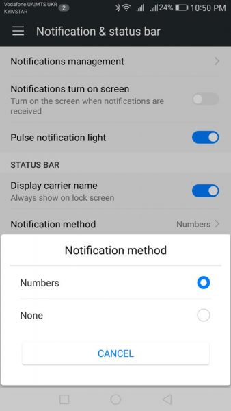 EMUI 5 0 by Huawei - updated proprietary shell review - Root Nation