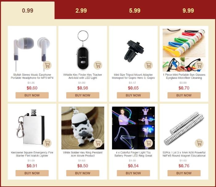 Главная новогодняя распродажа на GearBest.com, часть вторая