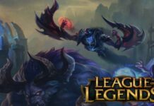 league of legends leogaming-title