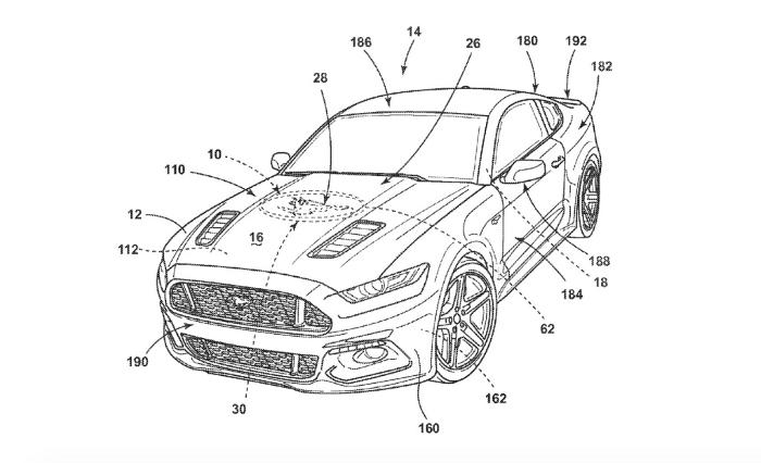 mustang patent