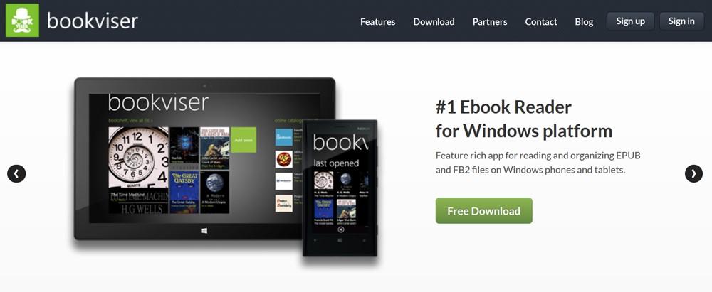 Windows-приложения #9 - Bookviser