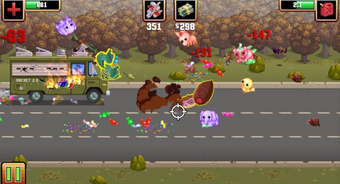 Gunman Taco Truck title steam