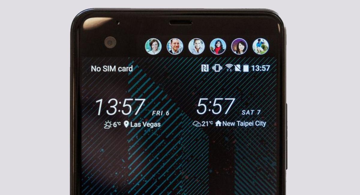 HTC U Ultra title