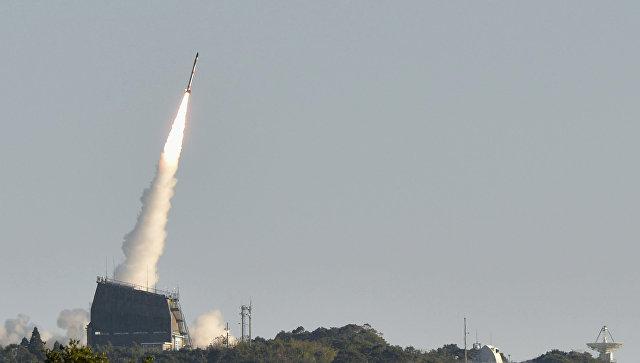 Самый маленький ракетоноситель рухнул в японское море
