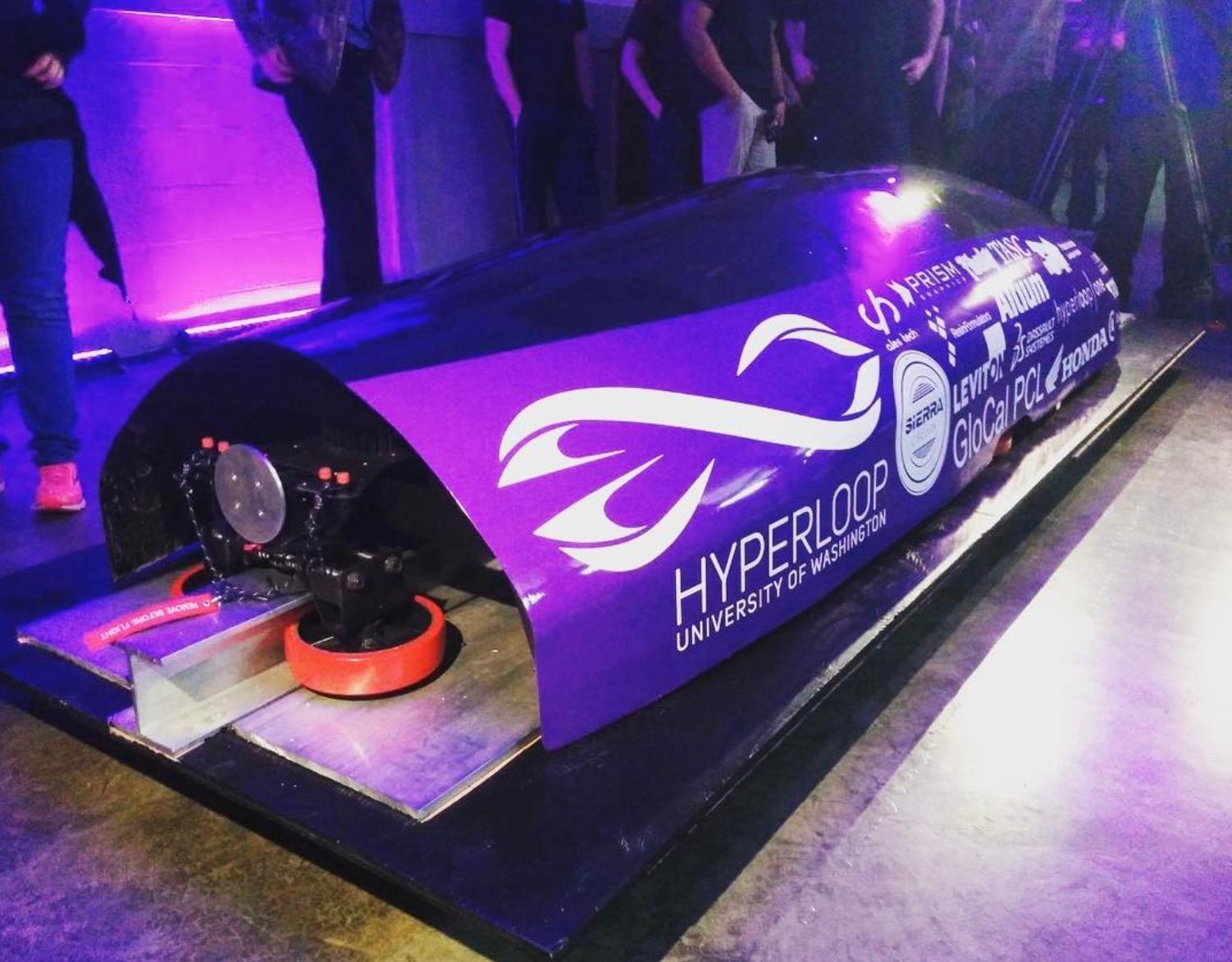 UWashington Hyperloop