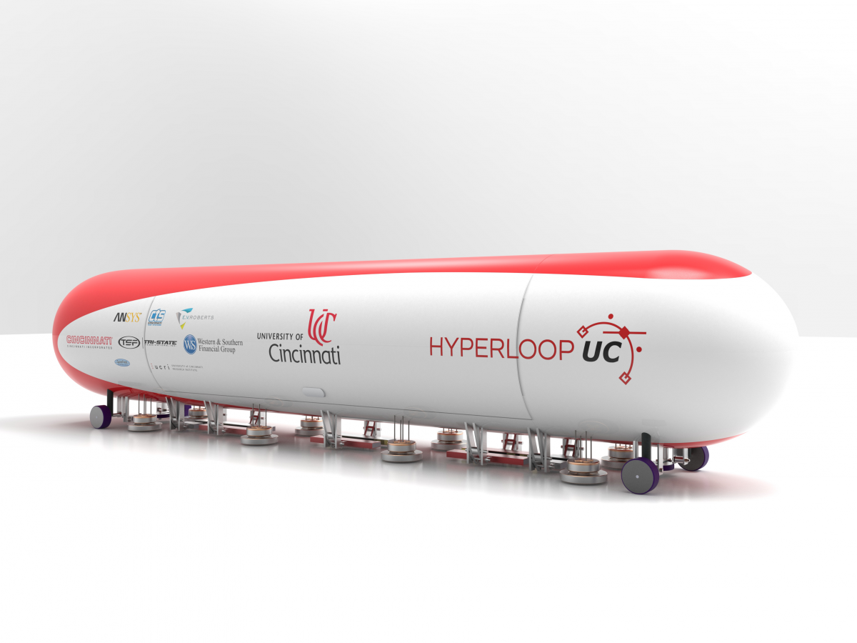 Hyperloop UC