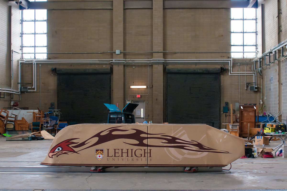 Lehigh University Hyperloop