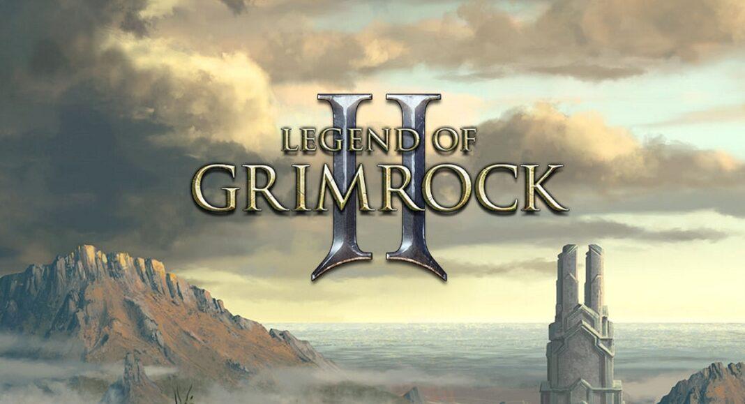 Legend of Grimrock 2 title