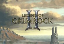 Legend of Grimrock 2 title