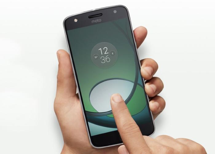 Lenovo Moto Z Play 2
