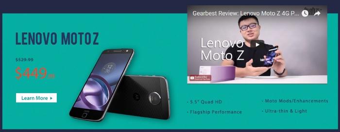 Lenovo Moto Z Play title
