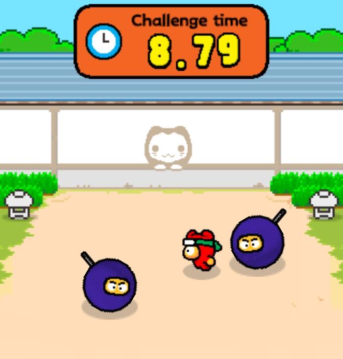 Ninja Spinki Challenges 7