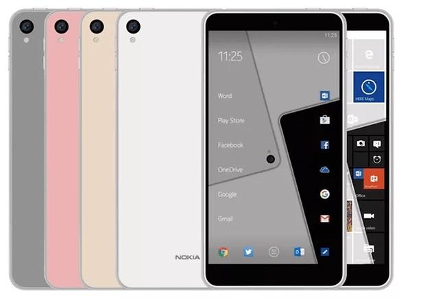 На MWC 2017 представят флагман Nokia P1?