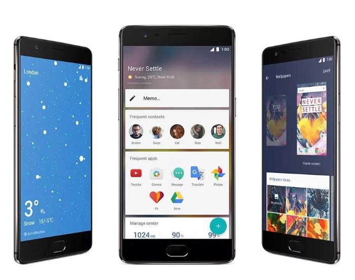 OnePlus 3T 4