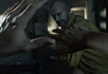 Resident Evil 7 Biohazard title