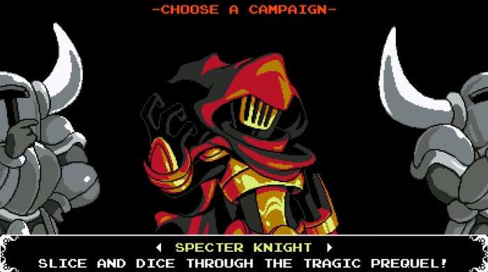 Specter of Torment Shovel Knight