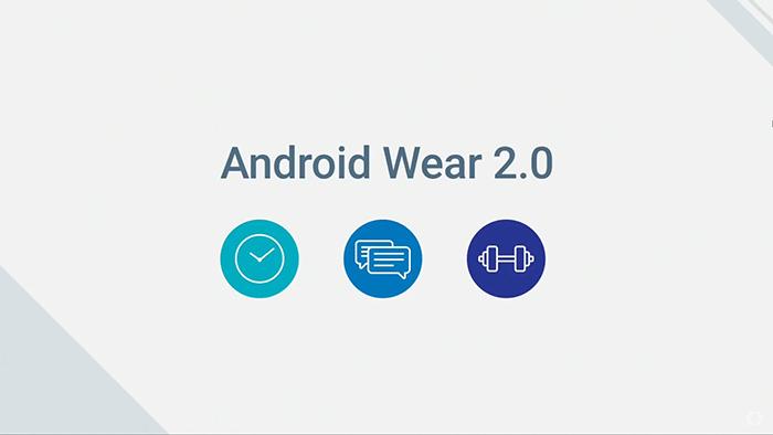 Известна дата выхода Android Wear 2.0 от Google