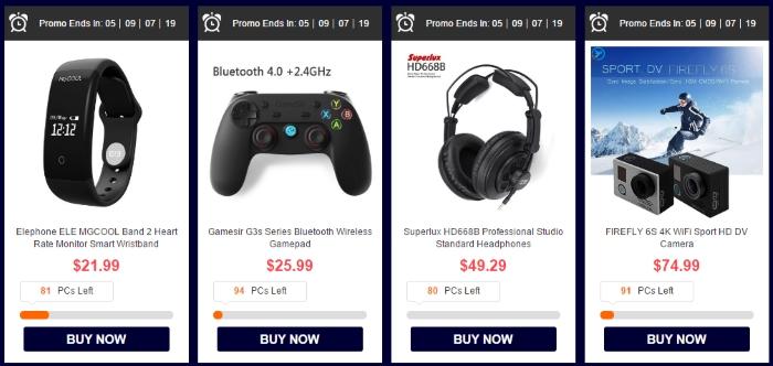 brand battle gearbest.com