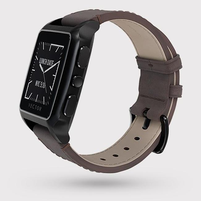 Очередное приобретение Fitbit: производитель умных часов Vector Watch