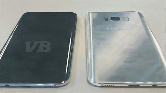 Samsung Galaxy S8 – первое фото и другая информация