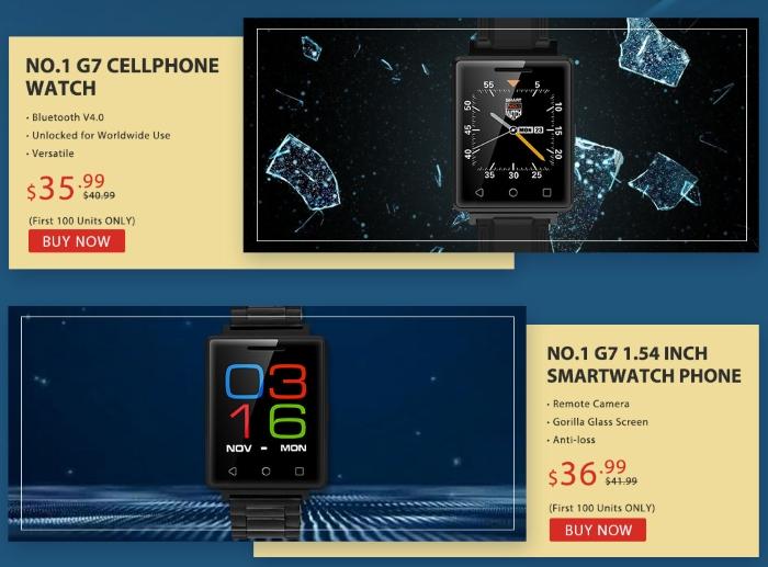 gearbest smartwatch