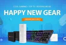 happy new gear gearbest title