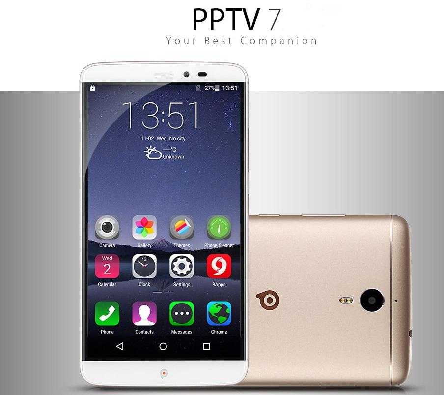 Огляд фаблета PPTV KING 7: 2K-дисплей і 4К-відео за 110 доларів