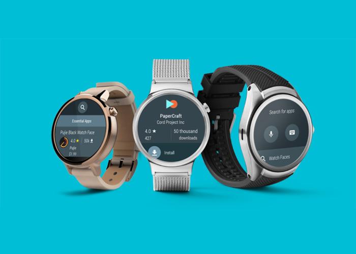Андроид Wear 2.0 выпустят вследующем месяце