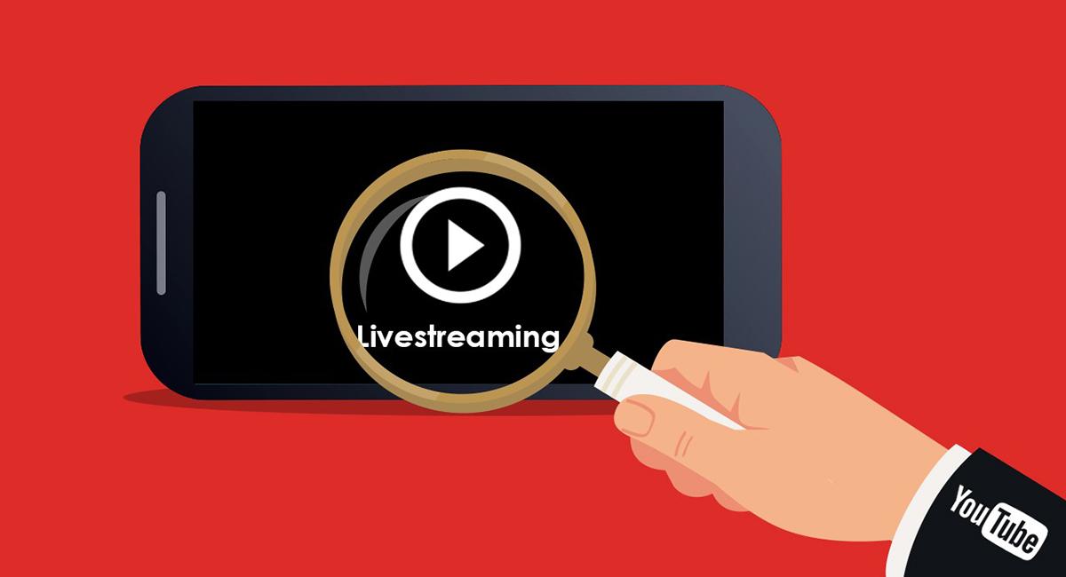 YouTube запускает прямые мобильные трансляции сСуперчатом