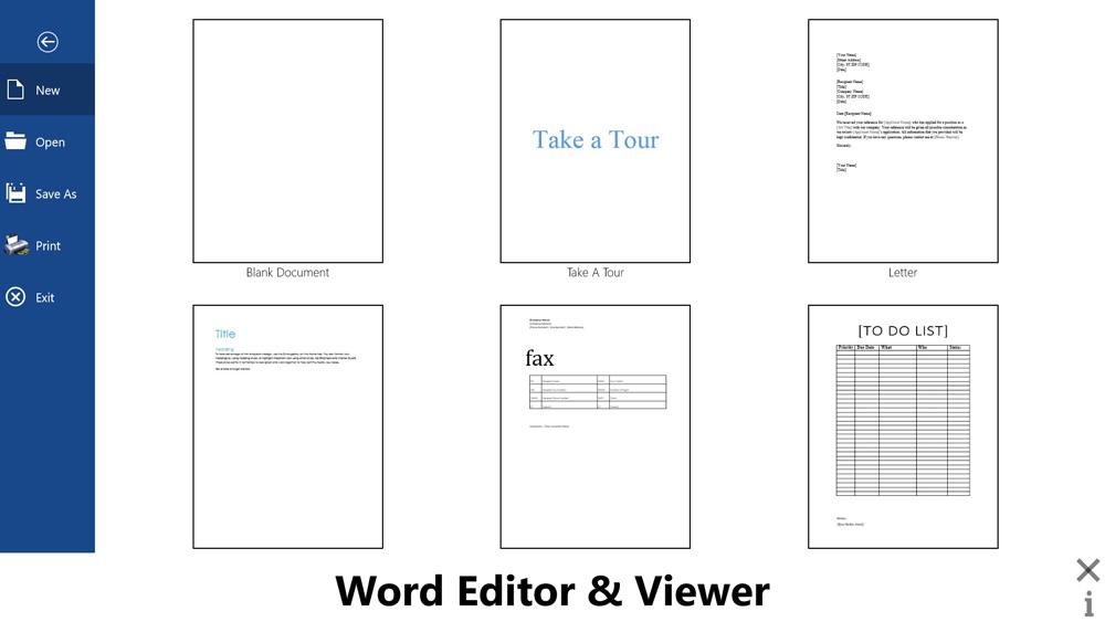 Windows-приложения #12 - Editable Word