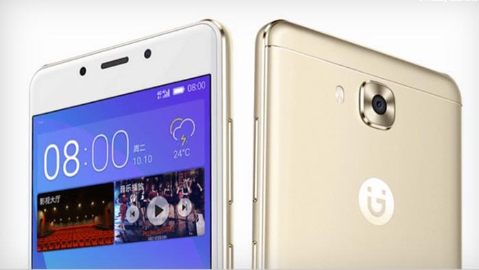 Gionee F5 – смартфон с 4 ГБ ОЗУ и батарейкой на 4000 мАч за $260