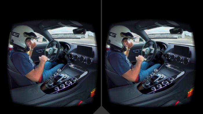 Mersedes VR 1