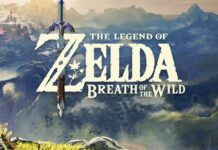 The Legend of Zelda Breath of the Wild1
