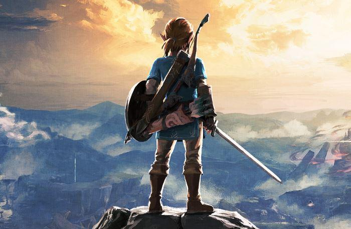 The Legend of Zelda Breath of the Wild2