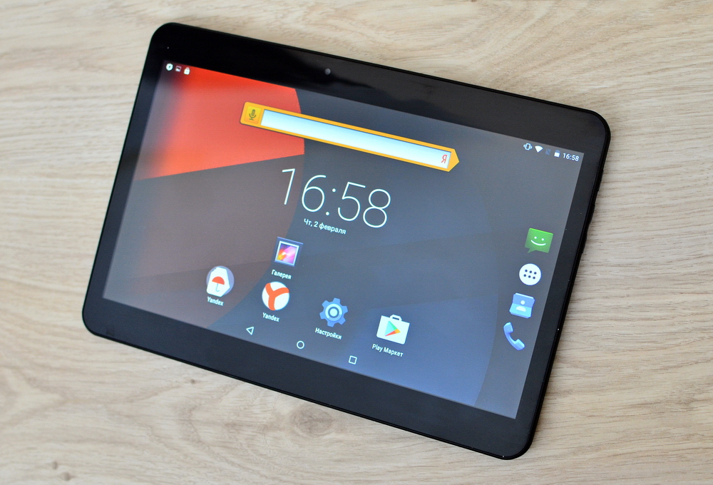 bb-mobile Techno 10.1 LTE (TQ060X): большой 10,1-дюймовый Android-планшет с LTE-модулем