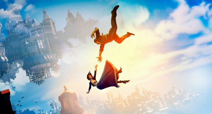 bioshock infinite wallpaper hd