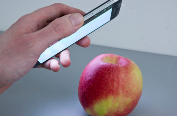 Технология X-ray в смартфоне позволит увидеть структуру объекта?