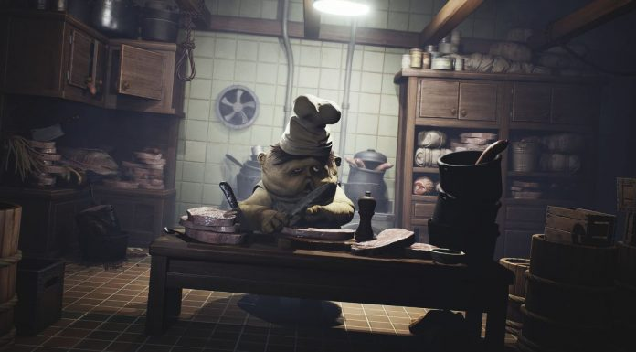 little nightmares title