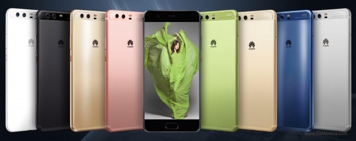 Новые флагманы Huawei P10 и P10 Plus - идея, характеристики, особенности, цены